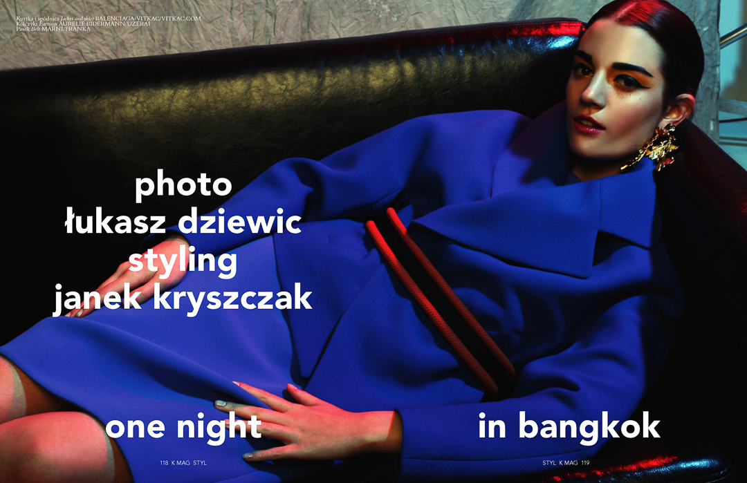 KMAG - ONE NIGHT IN BANGKOK - LUKASZ DZIEWIC (1)